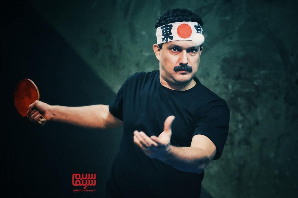 حامد بهداد در فیلم سینمایی «گیج گاه»