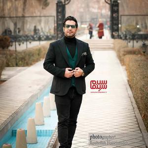 کامران تفتی در آیین رونمایی از فیلم سینمایی «پارمیدا» در موزه سینما