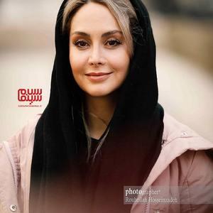 مریم خدارحمی در آیین رونمایی از فیلم «پارمیدا» در موزه سینما