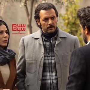 سحر دولتشاهی و پدرام شریفی در سریال «می خواهم زنده بمانم»
