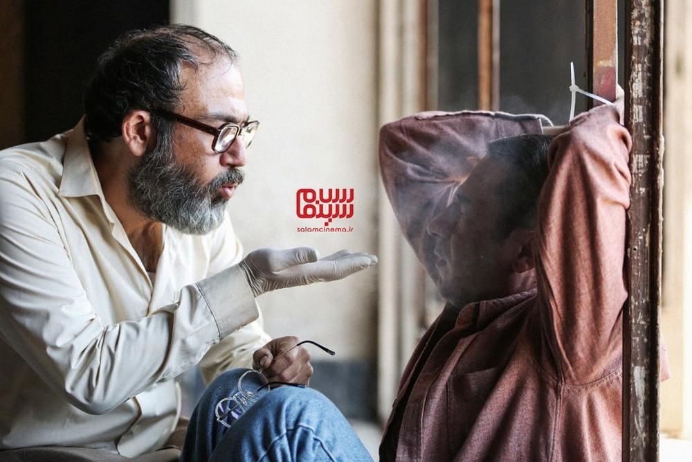 مهران غفوریان - غورباقه - هومن سیدی