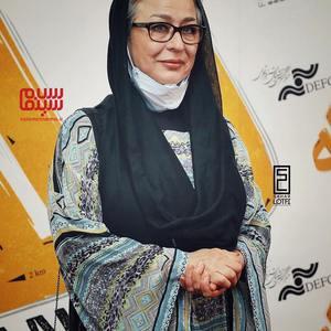 آزیتا حاجیان در اکران خصوصی فیلم «لاله»