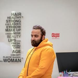 امیر نوروزی در سریال «مردم معمولی»