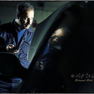 جواد عزتی در فیلم سینمایی «اکسیدان»