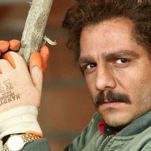عباس غزالی در فیلم «همه چی عادیه»