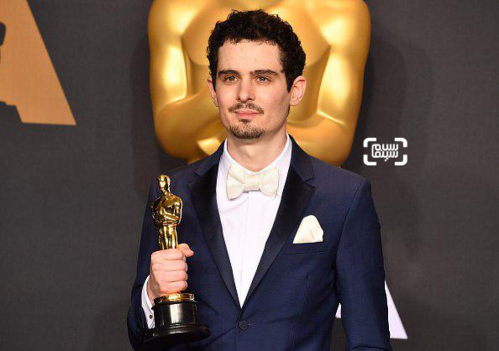 دیمین شزل برنده اسکار2017 بهترین کارگردانی برای فیلم «سرزمین لالا»(La La Land)