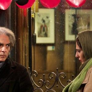 مهدی احمدی و رعنا آزادی ور در فیلم داره صبح می شه