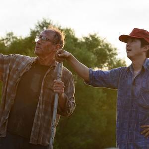 استیون ین و ویل پاتون در فیلم مطرح میناری (Minari)