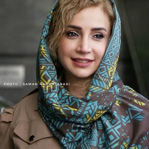 شبنم قلی خانی در اکران خصوصی فیلم «تکخال»