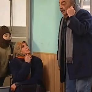 عباس محبوب، شهره سلطانی و سیدحسام صالحی در سریال «ترش و شیرین»