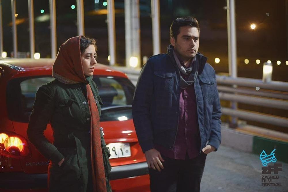 محمد حیدری در فیلم «ناپدید شدن»