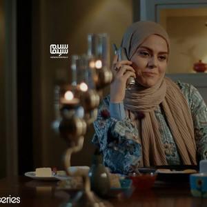 غزال نظر در سریال «احضار»