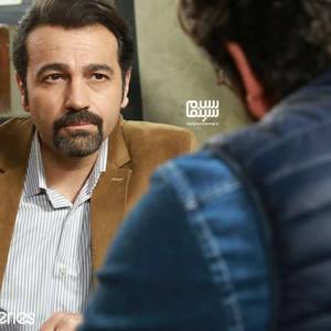آرش مجیدی در سریال «احضار»