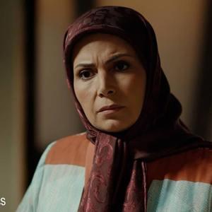 نسرین نکیسا در سریال «احضار»