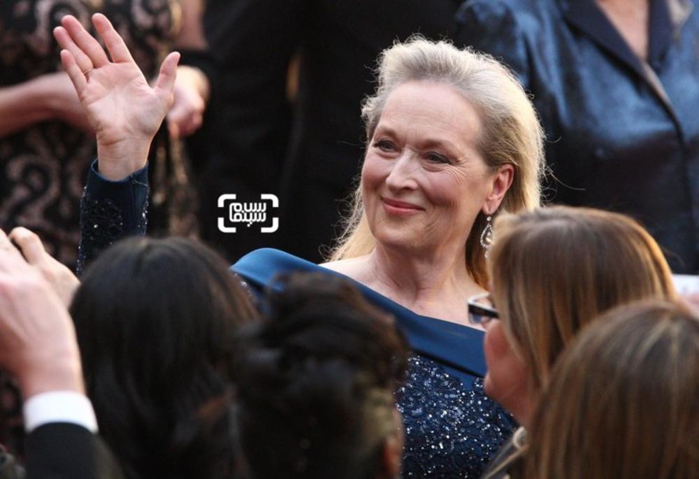 مریل استریپ نامزد بهترین بازیگر زن برای فیلم «فلورنس فاستر جنکینز»(Florence Foster Jenkins) در اسکار 2017