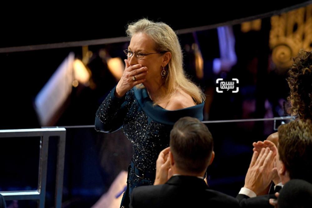 مریل استریپ نامزد بهترین بازیگر زن برای فیلم «فلورنس فاستر جنکینز» در اسکار 2017
