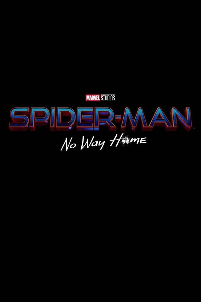 پوستر فیلم «مرد عنکبوتی: راهی به خانه نیست» (Spider-Man: No Way Home)