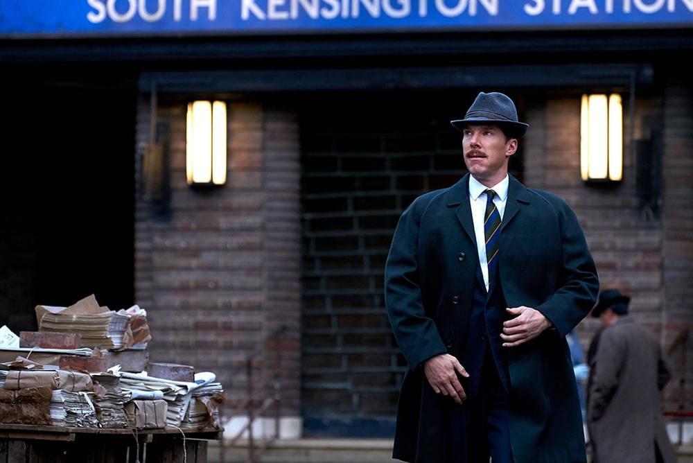 بندیکت کامبربچ در فیلم «The Courier» (پیک)