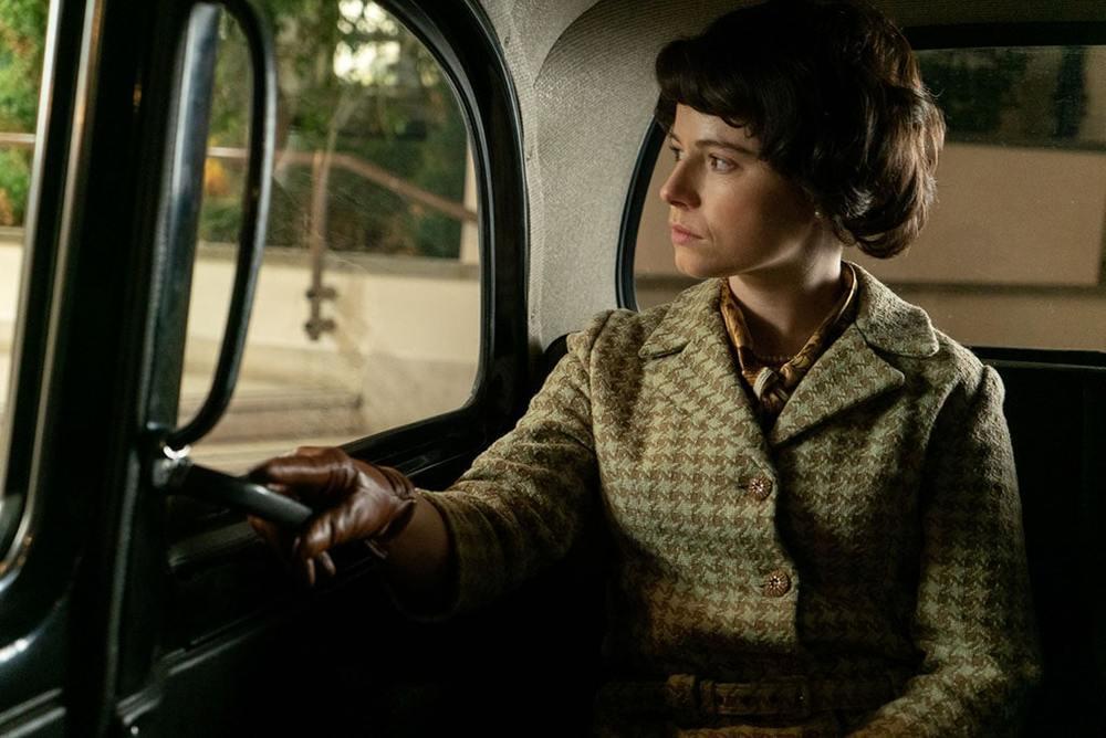جسی باکلی در فیلم «The Courier» (پیک)