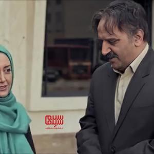 شبنم معززی و علیرضا استادی در اپیزود «چادر گلدار» از سریال «روزهای بهتر»