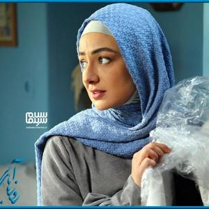 ویدا جوان در سریال «روزهای آبی»