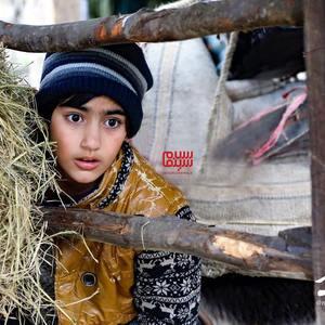 امین علی شهسواری در سریال «روزهای آبی»