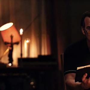 ویرا فارمیگا و پاتریک ویلسون در «احضار روح 3: شیطان مرا وادار کرد» (The Conjuring: The Devil Made Me Do It)