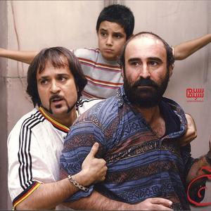 احمد مهران فر و مهران احمدی در فیلم «هیچ»