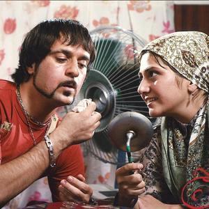 باران کوثری و احمد مهران فر در فیلم سینمایی «هیچ»