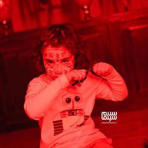 ایلیا اخوان در سریال «آنها» اپیزود «بت چین»