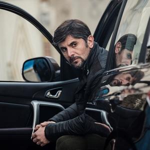 امین حیایی در فیلم «دارکوب»