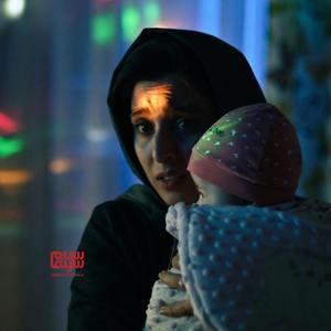 آناهیتا افشار در سریال «آنها» اپیزود «نون و پنیر آوردیم»