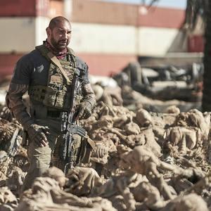 دیوید باتیستا در فیلم «ارتش مردگان» (Army of the Dead)
