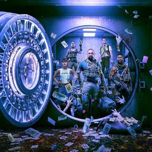 نمایی از فیلم سینمایی «ارتش مردگان» (Army of the Dead)