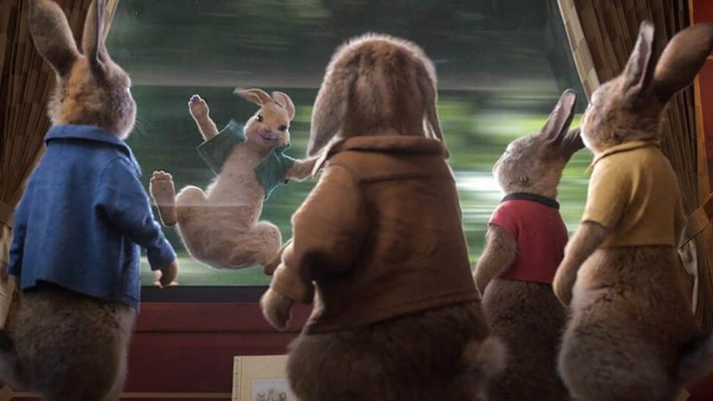 نمایی از فیلم «پیتر خرگوشه 2: فراری» (Peter Rabbit 2: The Runaway)