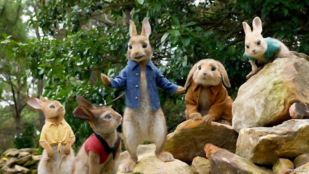 نمایی از فیلم سینمایی «پیتر خرگوشه 2: فراری» (Peter Rabbit 2: The Runaway)