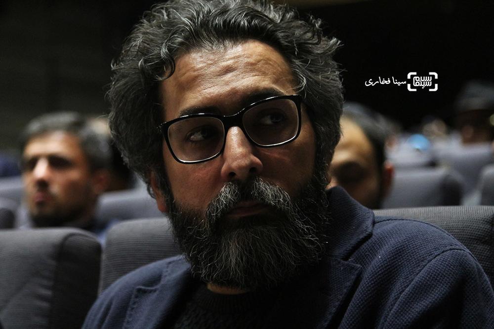 سعید ملکان در اکران خصوصی فیلم «ویلایی ها»