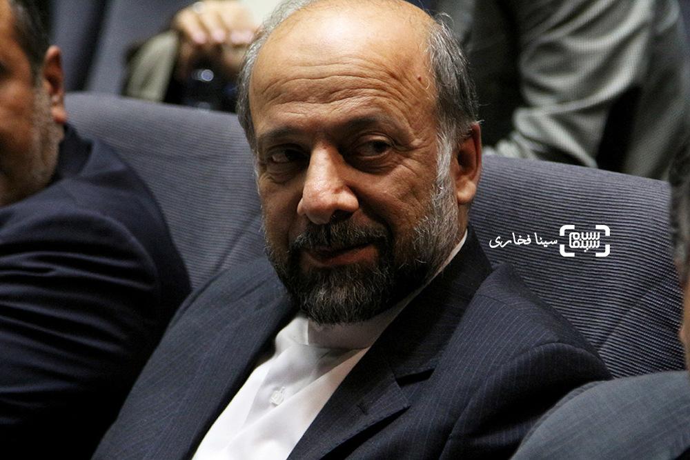 محمدمهدی حیدریان در اکران خصوصی «ویلایی ها»