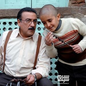 عبدالرضا اکبری و علیرضا مظفری در سریال «شوق پرواز»