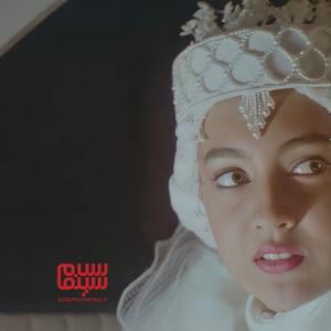 نیکی کریمی در نمایی از فیلم سینمایی «عروس»