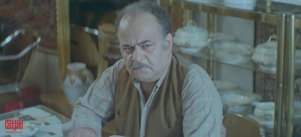 عباس امیری مقدم در فیلم «عروس»
