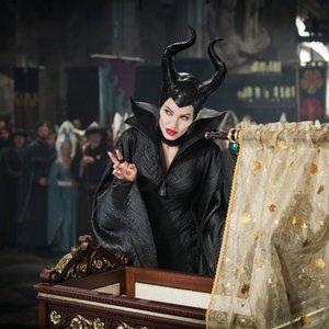 آنجلینا جولی در «مالیفیسنت»(Maleficent)