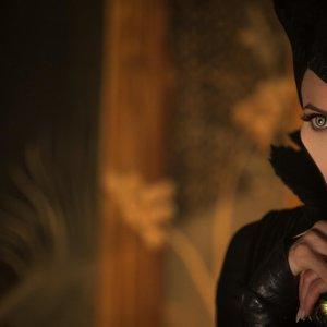 آنجلینا جولی در فیلم سینمایی «مالیفیسنت»(Maleficent)