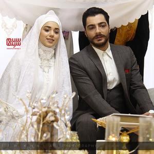 سجاد بابایی و سارا مقربی در سریال تلویزیونی «زندگی زیباست»
