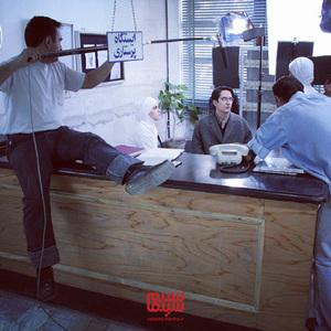 پشت صحنه سریال «روزگار قریب»
