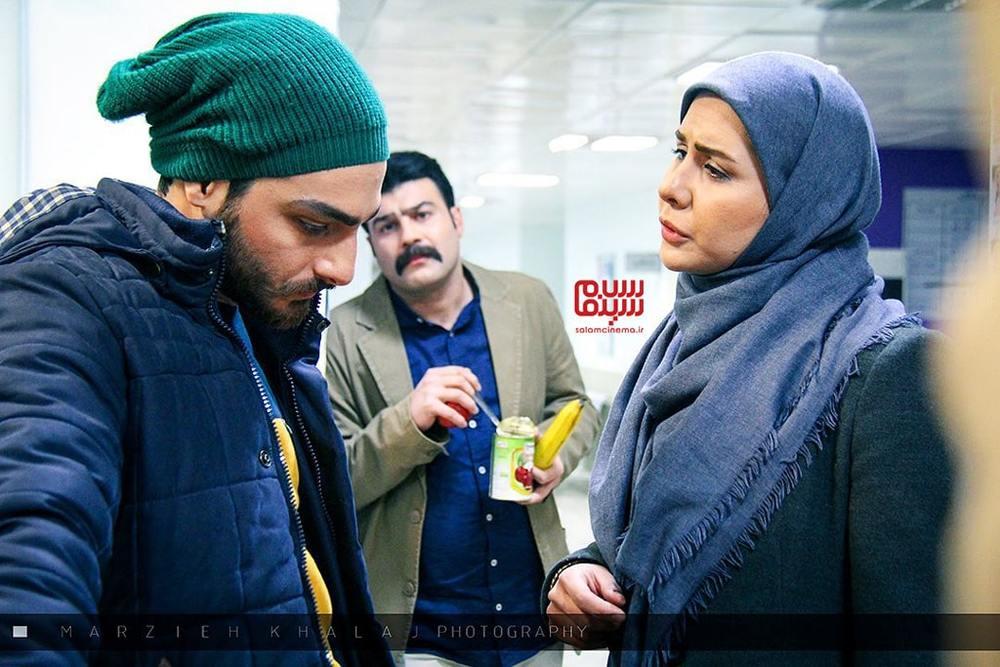 سارا والیانی و سجاد بابایی در سریال «زندگی زیباست»