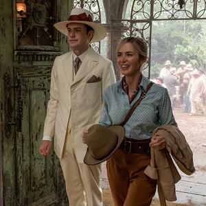 امیلی بلانت و جک وایتهال در «جنگل کروز» (Jungle Cruise)