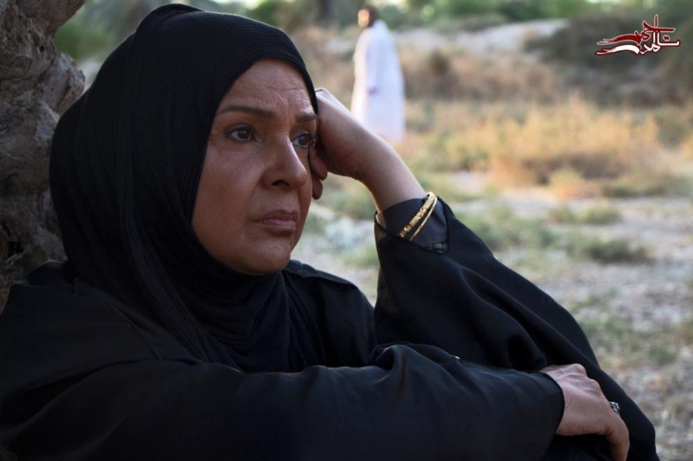 افسر اسدی در فیلم «تا آمدن احمد»