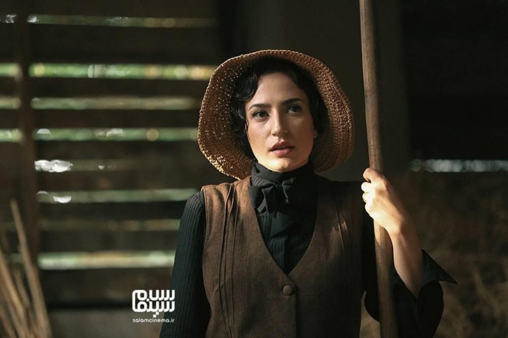 نگار جواهریان در سریال نمایش خانگی «خاتون»