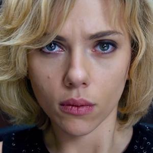 اسکارلت جوهانسون در نمایی از فیلم «لوسی»(Lucy)